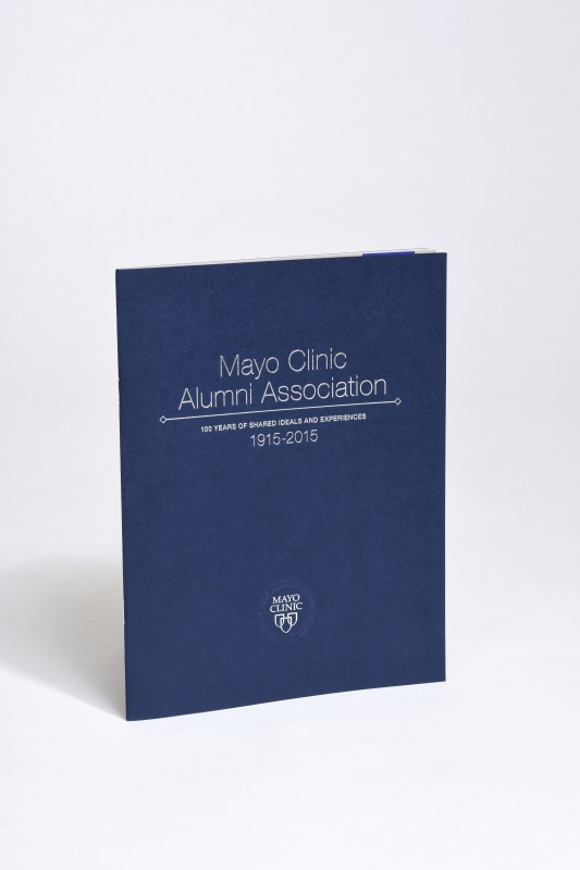 Mayo Clinic Alumni Association History