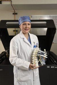 3-d anatomic modeling
