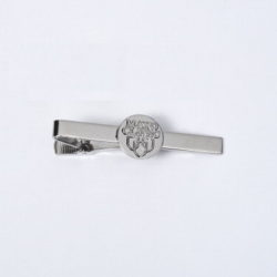 Round Silver Clip