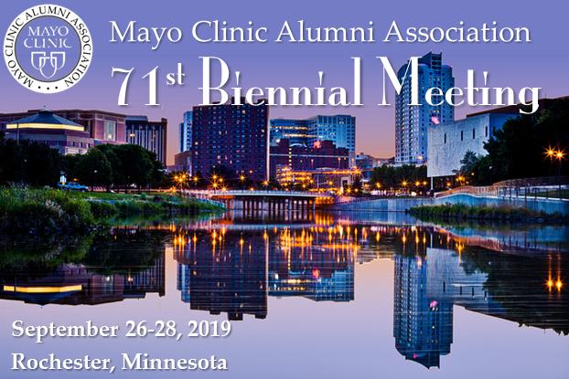 Mayo Clinic Alumni Association | Mayo Clinic Alumni