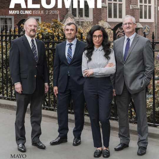 Mayo Clinic Alumni Association | Magazines