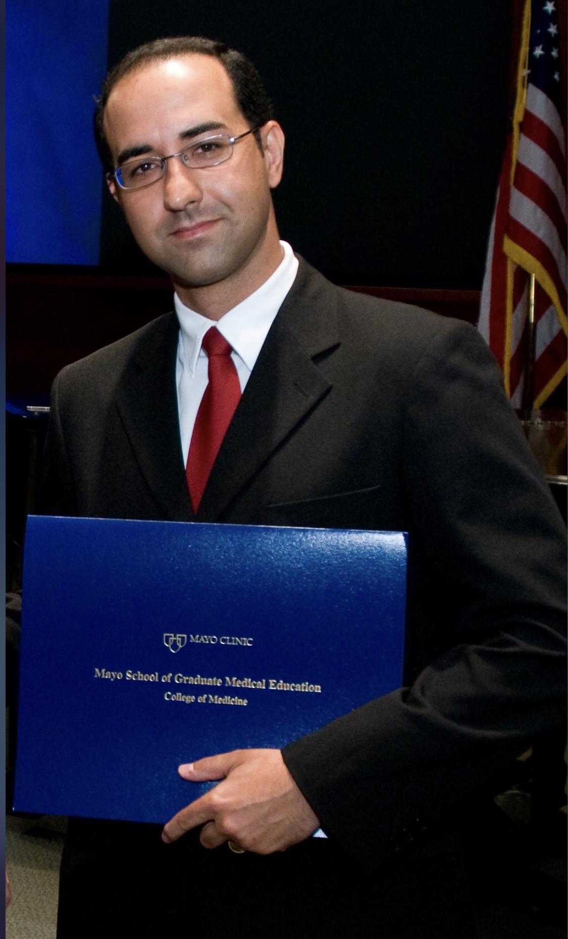 Germano  Falcao, M.D.